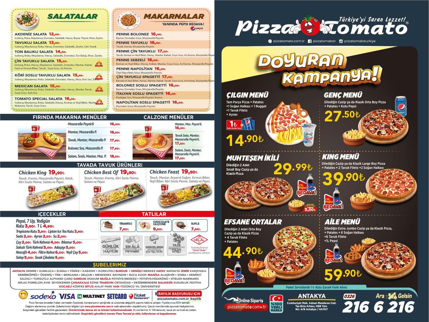 Pizza Tomato antakya menu on sayfa.jpg