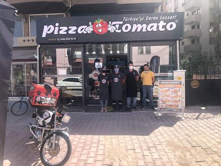 Pizza Tomato Niğde Merkez Şubemiz Açıldı!