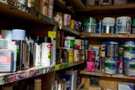 Paint Recycling in South Dublin