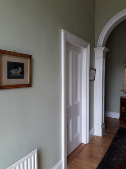 Georgian restoration painting contractor