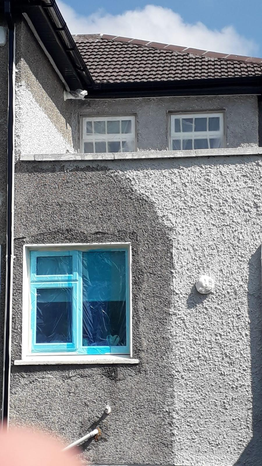 covering up before painting in tenenure dublin 6w ireland (2)
