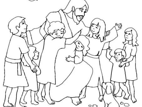 Virtual Sunday School: Sunday 5th July