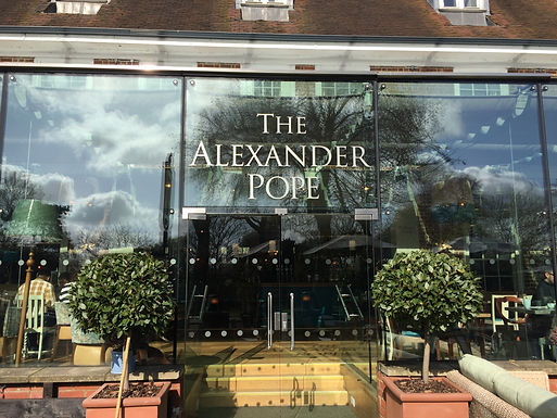 Overnight Stay at the fabulous Alexander Pope Hotel