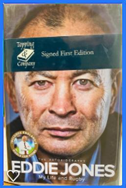 Eddie Jones' Book