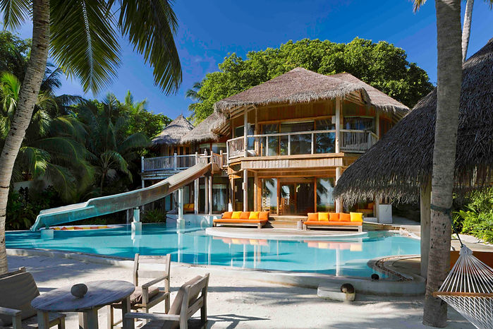 Soneva Fushi Surf Resort Maldives .