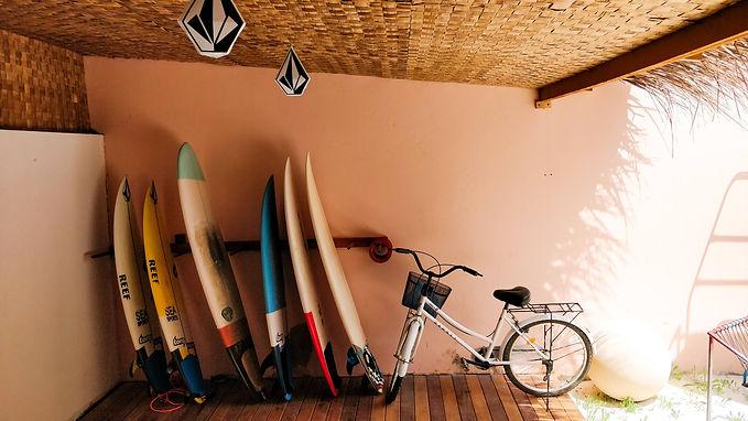 Surf Guide Akiri Surf Retreat Thulusdhoo