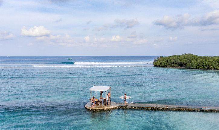Maldives Surf Trip Budget Package
