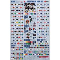 Kobe Hockey Wall Poster