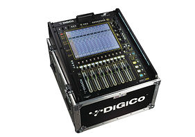 Digico Mixing desk