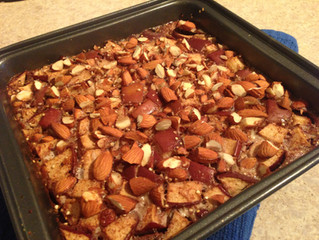 Spiced Apple Quinoa Breakfast
