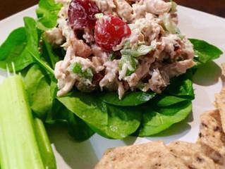 Chicken Salad... Hold the Mayo