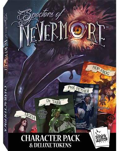 Specters of Nevermore -  Smirk and Dagger Games