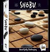 Shobu Box 3D art