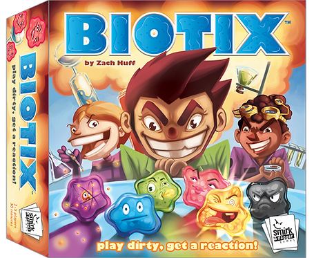 Biotix -  Smirk and Dagger Games