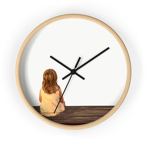 Copy of Tilly 2 - Wall clock