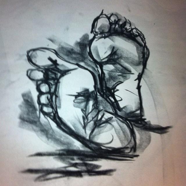 #art #lhdart #charcoal #draw #drawing #drawings #drawingbook #drawingmen #drawingfeet #feet #foot #t
