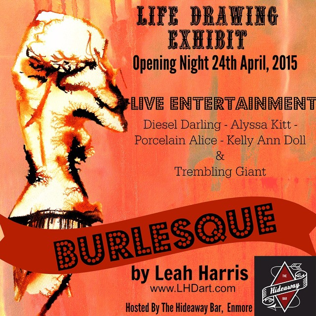 #exhibition #lifedrawing #burlesque #pinup #lifedrawing #draw #drawing #drawingwomen #ink #inkdrawin