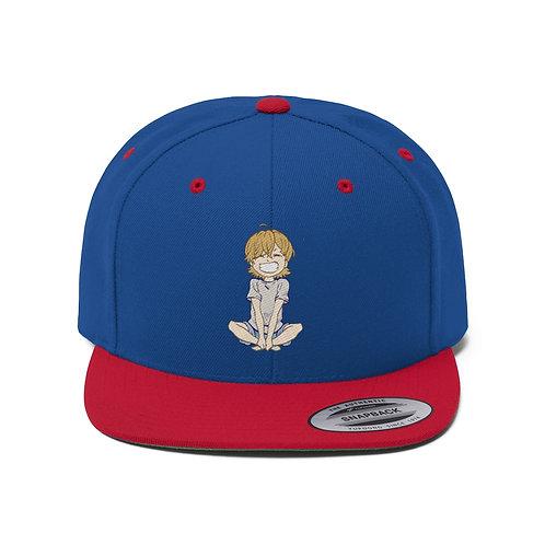 RAFFman Unisex Flat Bill Hat