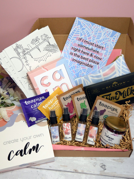 Build your own gift set - The Calming Club