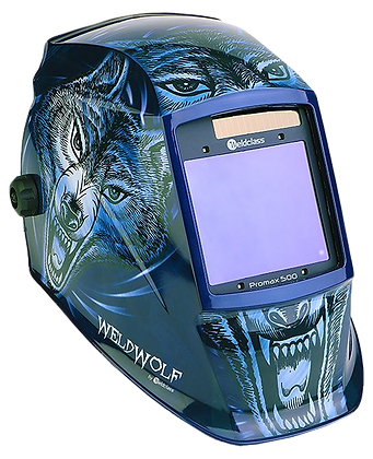 Promax 500 Weldwolf Helmet