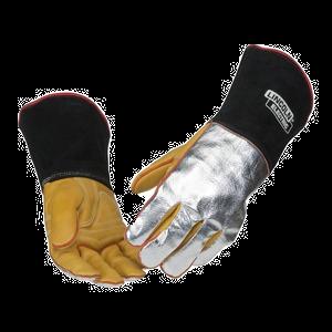 Lincoln Heat Resistant Welding Gloves XL