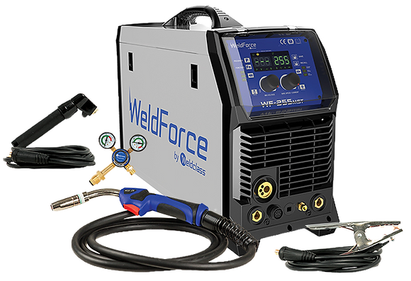 Weldforce WF-255MST MIG / Stick / TIG