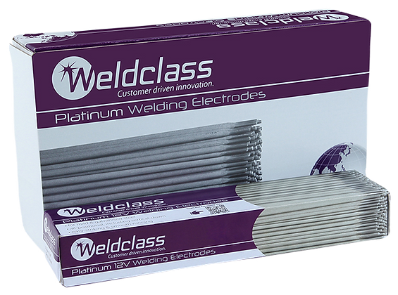 Weldclass Electrodes Platinum 12V - 2.6mm 2.5kg