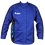 Thumbnail: Weldclass Flame Resistant Cotton Jacket w/ Blue Flame Graphic