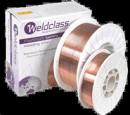 MIG Wire Steel Platinum XT6 (ER70S-6) 0.9mm 5kg Spool
