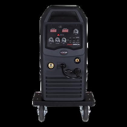 UNI-MIG 250 COMPACT w/ TORCH/REGULATOR