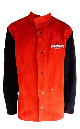 ARCOSAFE Leather & Cotton Welding Jacket