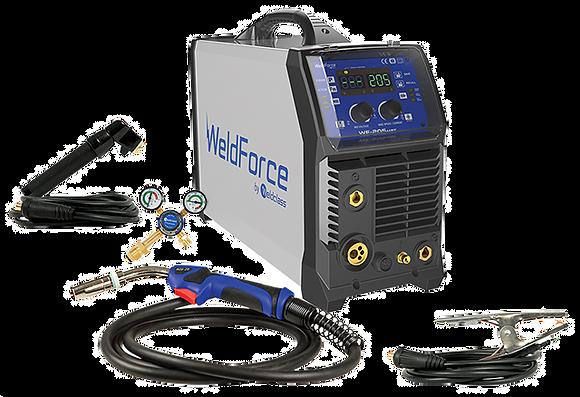 Weldforce WF-205MST MIG / Stick / TIG