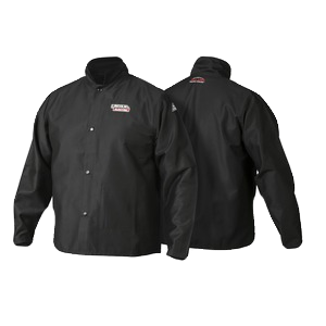 Lincoln Traditional FR Cloth Welding Jacket