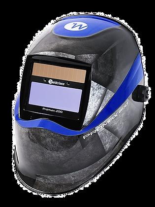 Promax 200 Silver Helmet