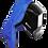 Thumbnail: Weldclass FR Blue Helmet Hood