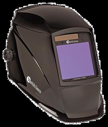 Promax 500 Black Stealth Helmet