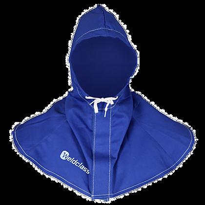 Weldclass Promax Blue FR Welding Hood