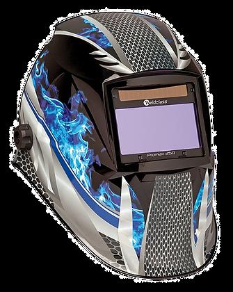 Promax 350 Fire Metal Helmet