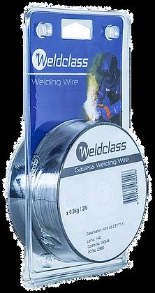 MIG Wire Gasless Mini-Spool 100mm/0.9kg - 0.8mm