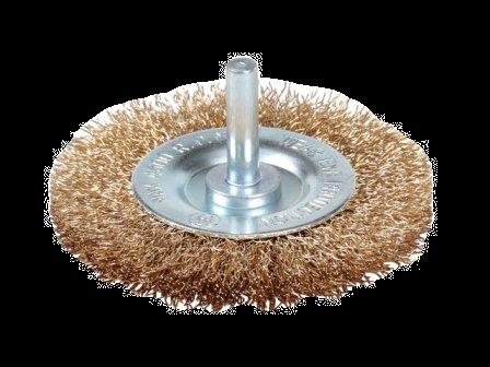 Taipan Spindle Mount Wheel Brush 75mm