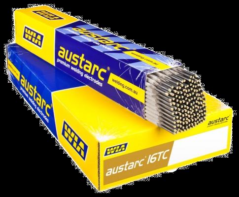 Austarc 16TC 3.2/4.0mm - 5kg + 2.5mm x 2.5kg
