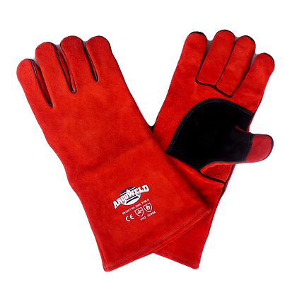 ARCOSAFE Split Cowhide Leather Welding Gloves