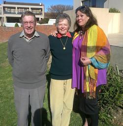Duncan, Margie & Angela