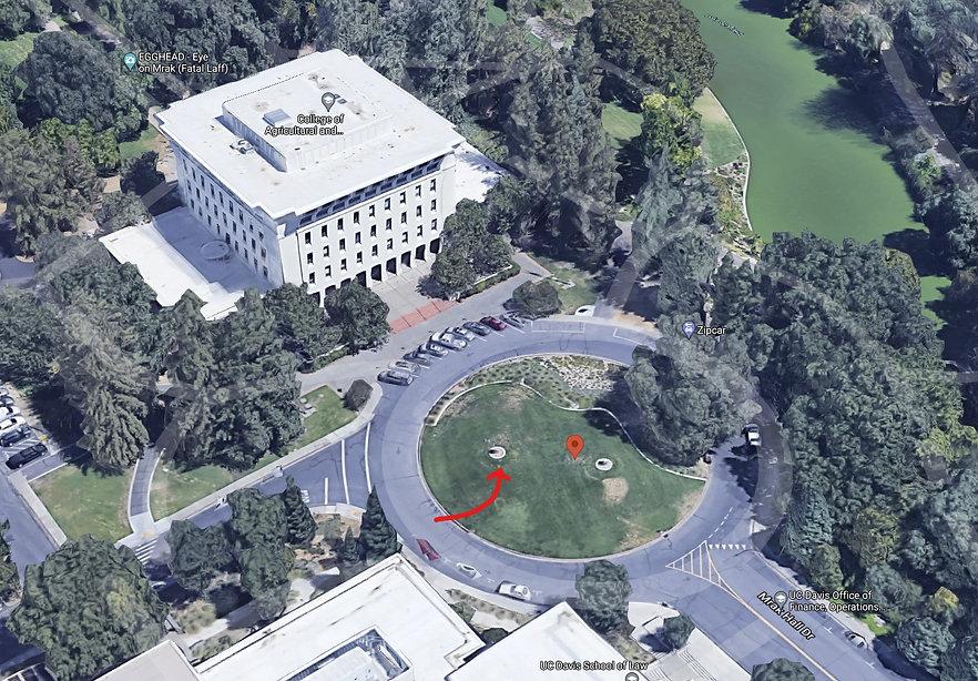 UC Davis, Mrak Hall Egg Heads (Front).jpg
