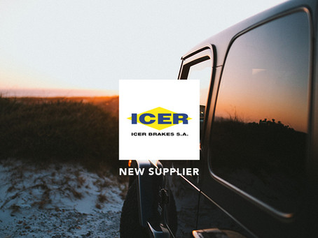ICER Brakes joins AMERIGO International