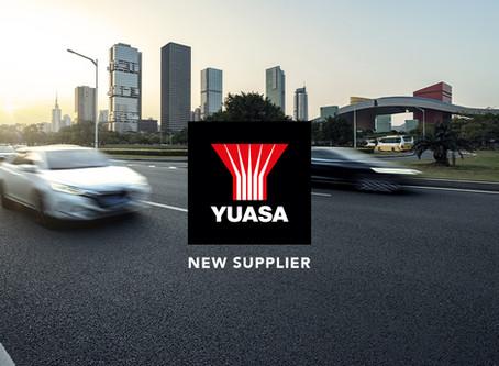 Yuasa joins AMERIGO International