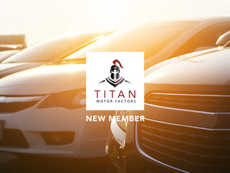England: Titan Motor Factors joins AMERIGO International
