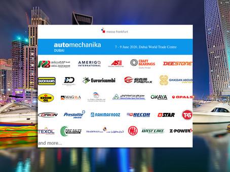 Automechanika Dubai heralds the presence of AMERIGO International