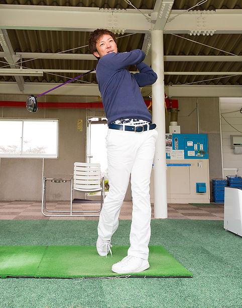上山ゴルフガーデンプロレッスン