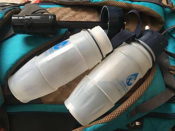 FIlter Water Bottles-Chistmas Gift